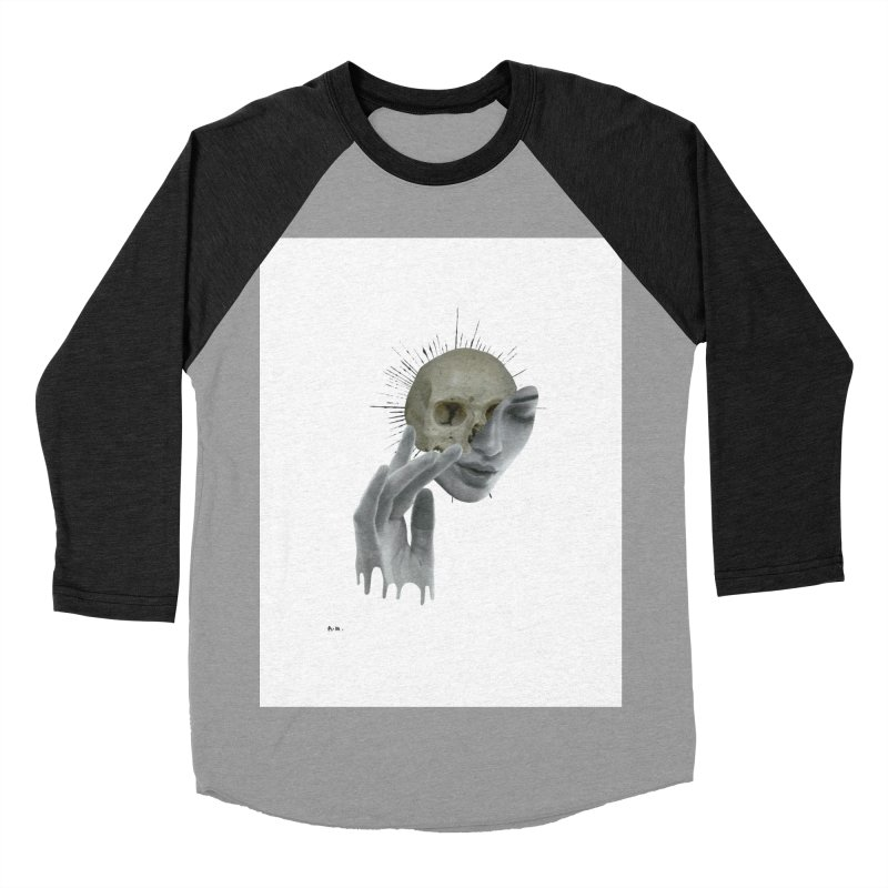 The Healer Women's Baseball Triblend Longsleeve T-Shirt by notes and pictures's Artist Shop