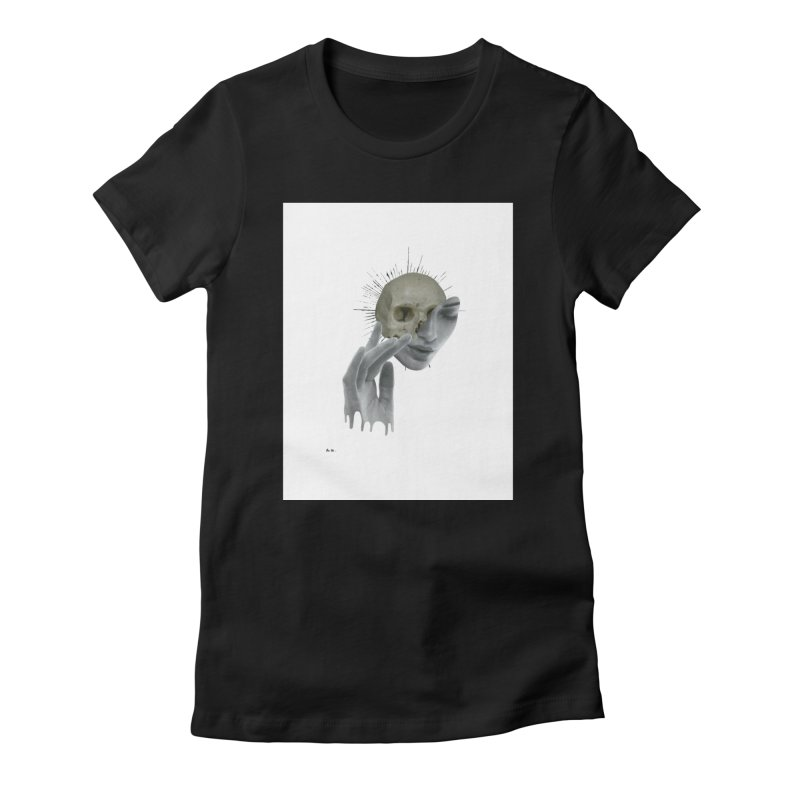 The Healer Women's T-Shirt by notes and pictures's Artist Shop