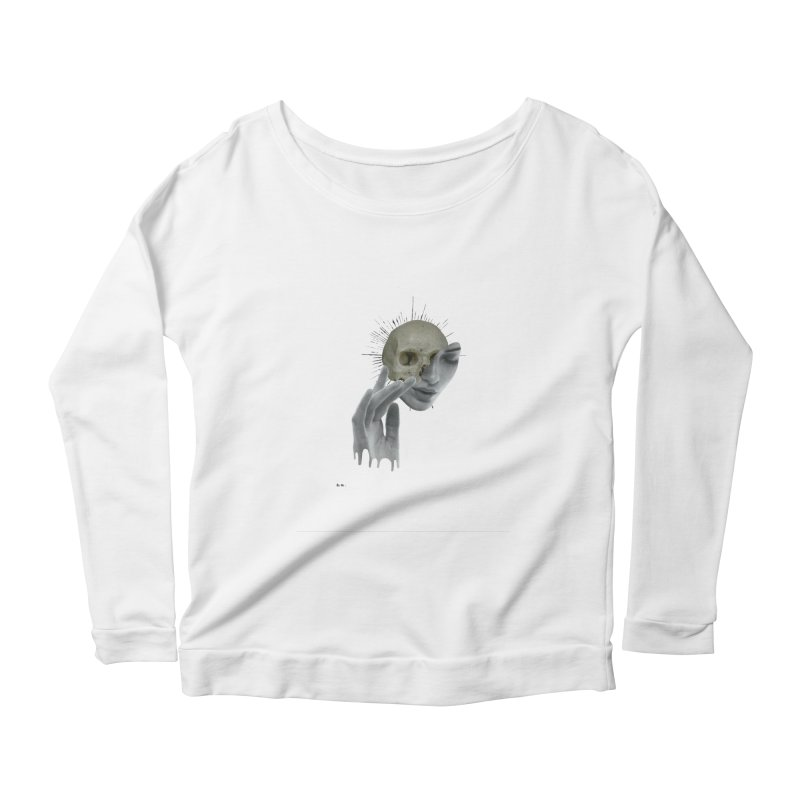 The Healer Women's Scoop Neck Longsleeve T-Shirt by notes and pictures's Artist Shop
