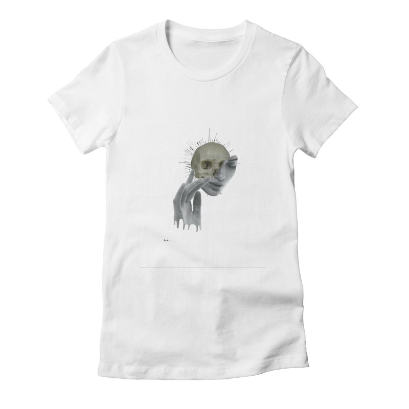 The Healer Women's Fitted T-Shirt by notes and pictures's Artist Shop