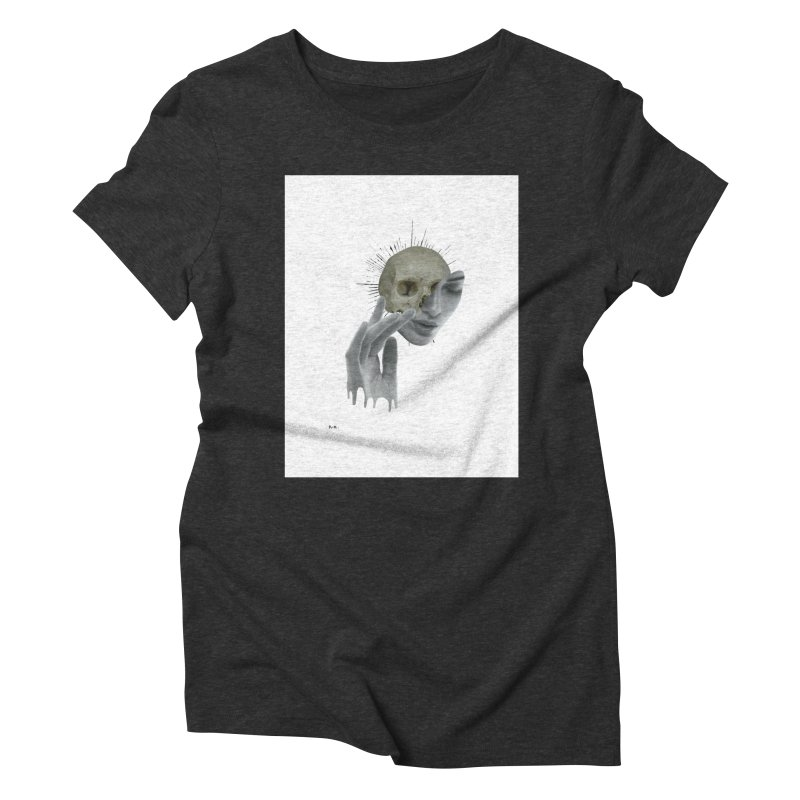 The Healer Women's Triblend T-Shirt by notes and pictures's Artist Shop