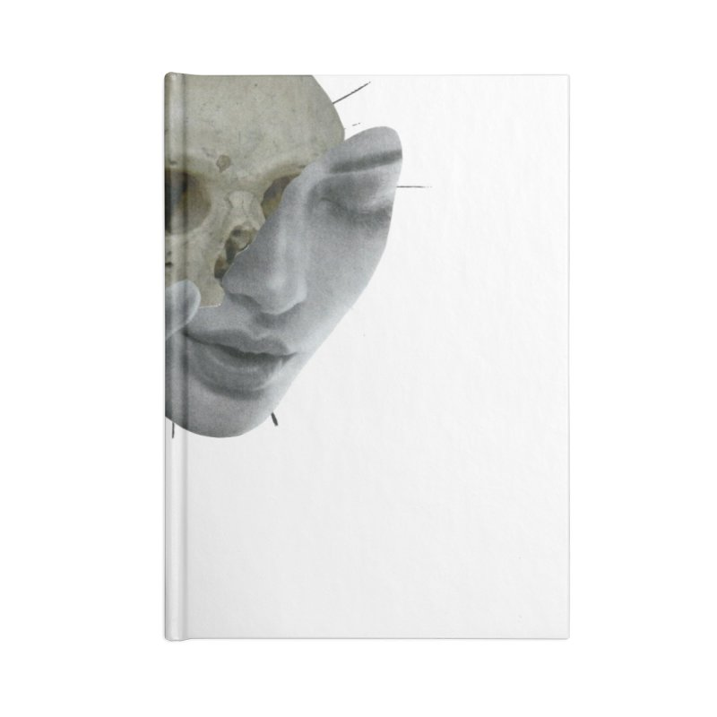 The Healer Accessories Lined Journal Notebook by notes and pictures's Artist Shop