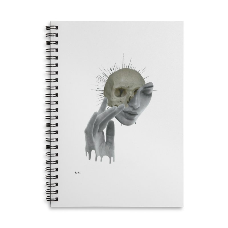 The Healer Accessories Notebook by notes and pictures's Artist Shop