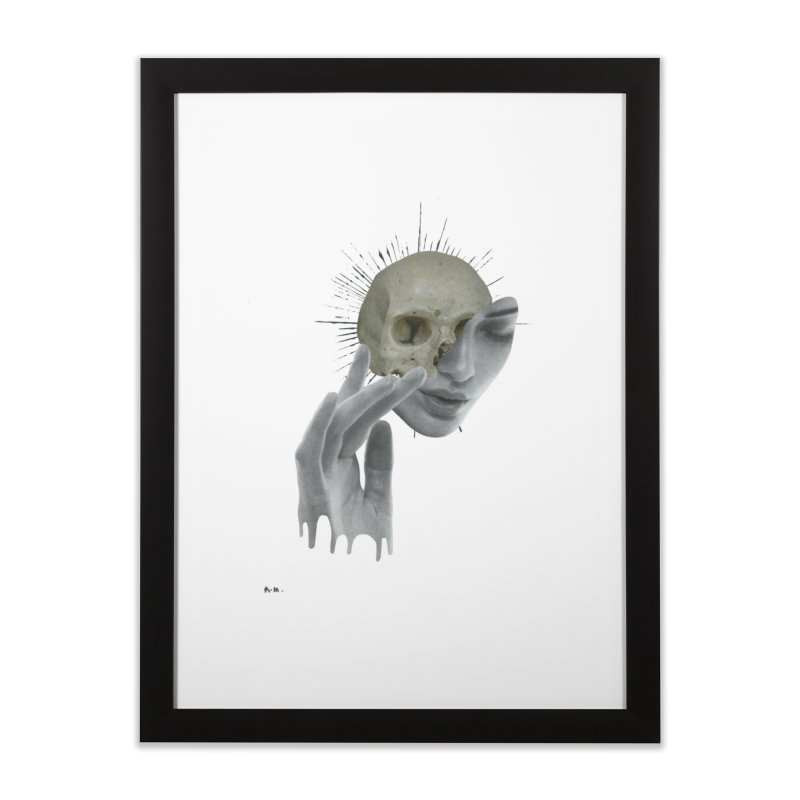 The Healer Home Framed Fine Art Print by notes and pictures's Artist Shop