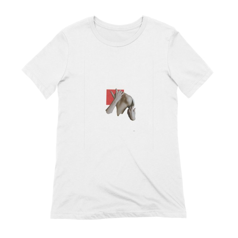 Undress Women's Extra Soft T-Shirt by notes and pictures's Artist Shop