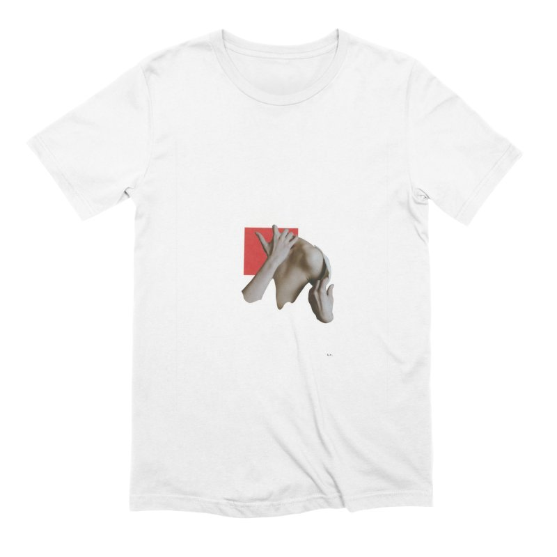Undress Men's Extra Soft T-Shirt by notes and pictures's Artist Shop