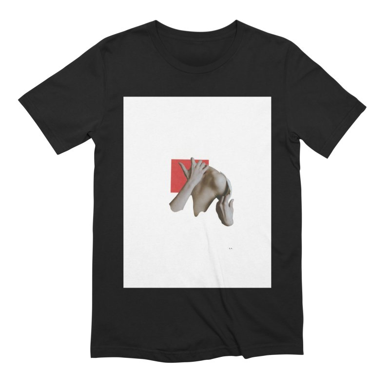 Undress Men's T-Shirt by notes and pictures's Artist Shop