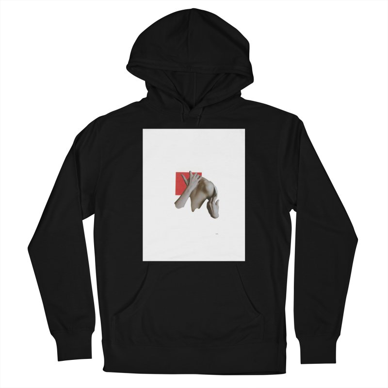 Undress Men's Pullover Hoody by notes and pictures's Artist Shop