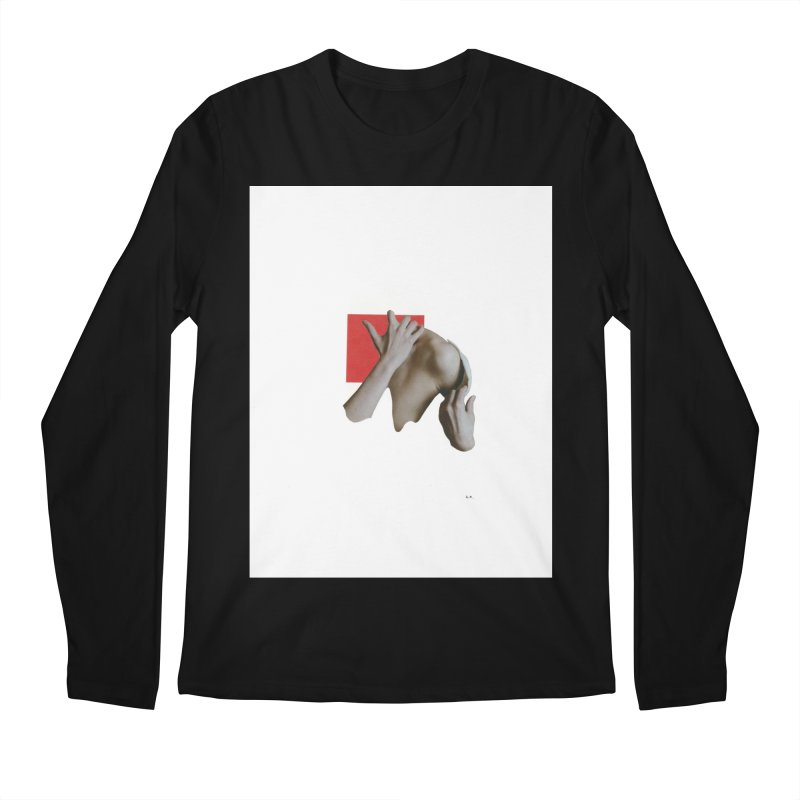 Undress Men's Regular Longsleeve T-Shirt by notes and pictures's Artist Shop