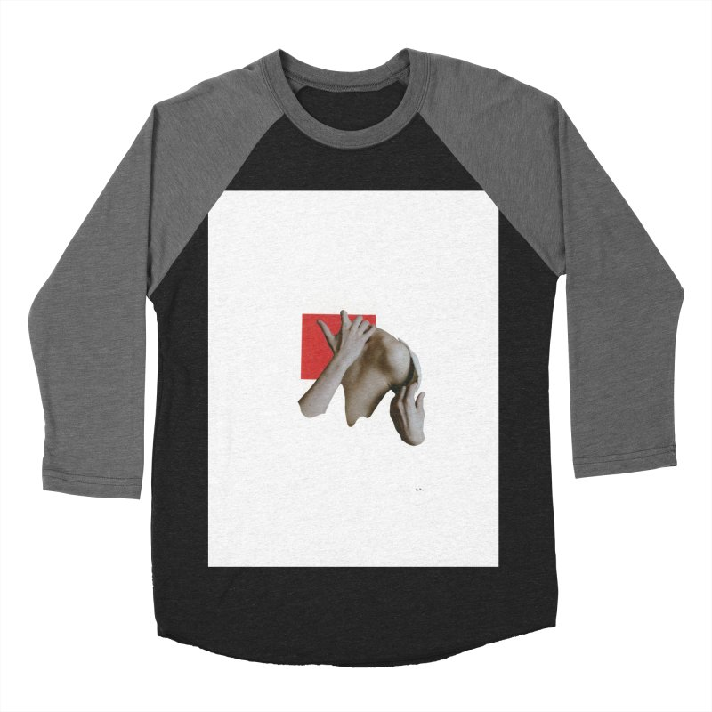 Undress Women's Baseball Triblend Longsleeve T-Shirt by notes and pictures's Artist Shop