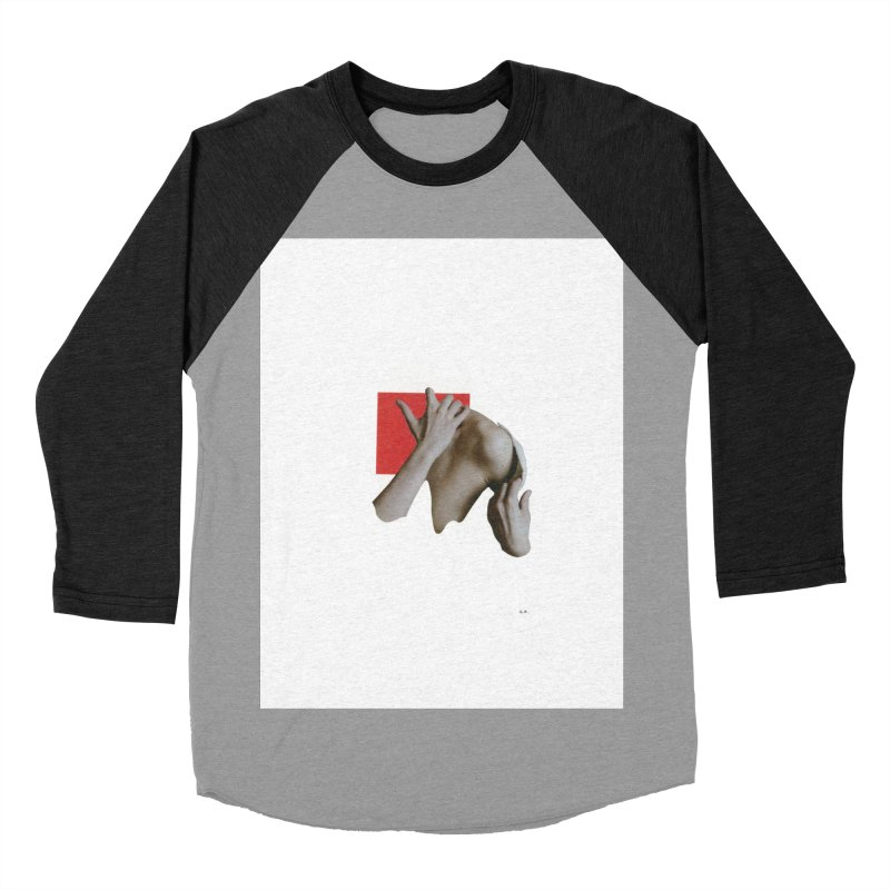 Undress Men's Baseball Triblend Longsleeve T-Shirt by notes and pictures's Artist Shop
