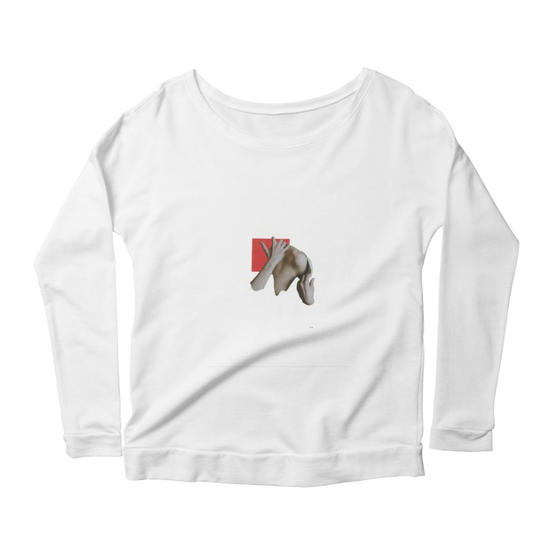 Undress Women's Scoop Neck Longsleeve T-Shirt by notes and pictures's Artist Shop