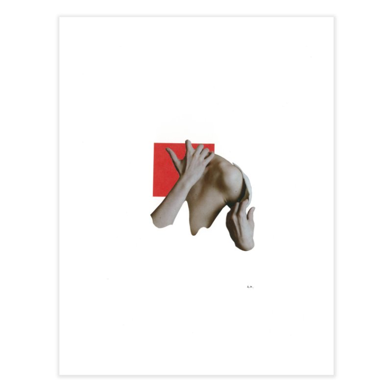Undress Home Fine Art Print by notes and pictures's Artist Shop