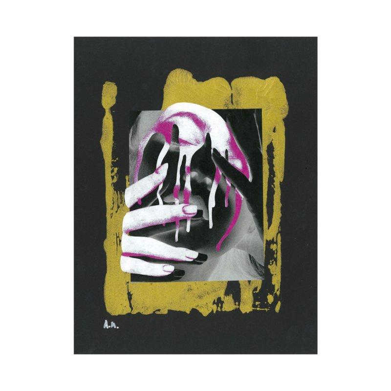 Anguish by notes and pictures's Artist Shop