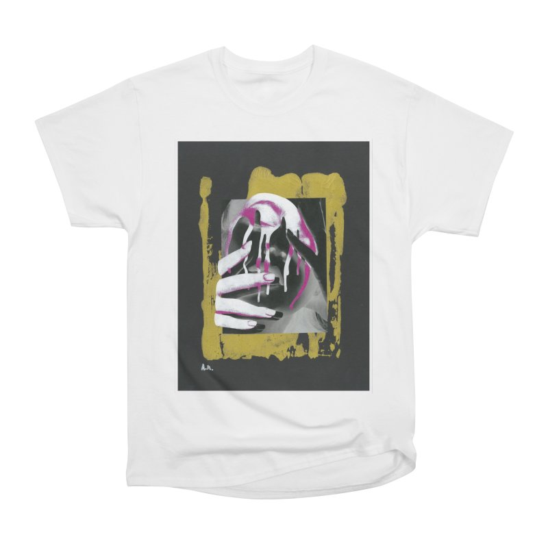 Anguish Men's Heavyweight T-Shirt by notes and pictures's Artist Shop