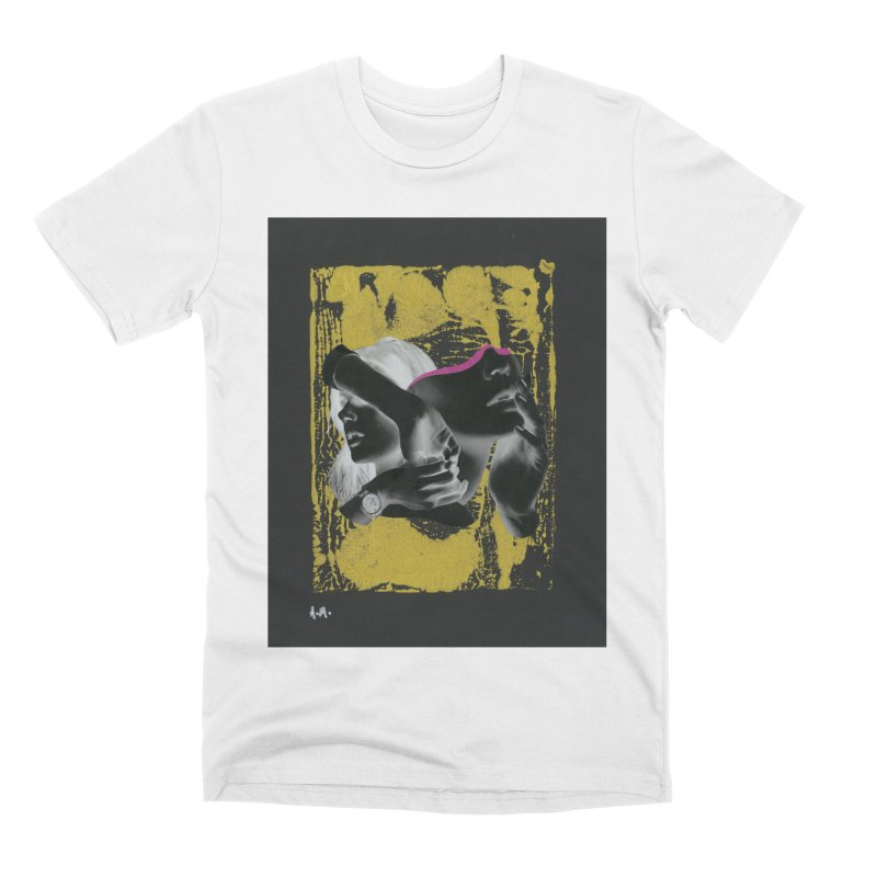 Deliberation Men's T-Shirt by notes and pictures's Artist Shop