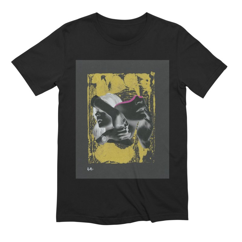 Deliberation Men's Extra Soft T-Shirt by notes and pictures's Artist Shop