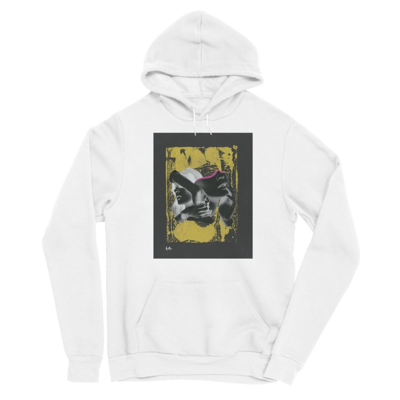 Deliberation Women's Pullover Hoody by notes and pictures's Artist Shop