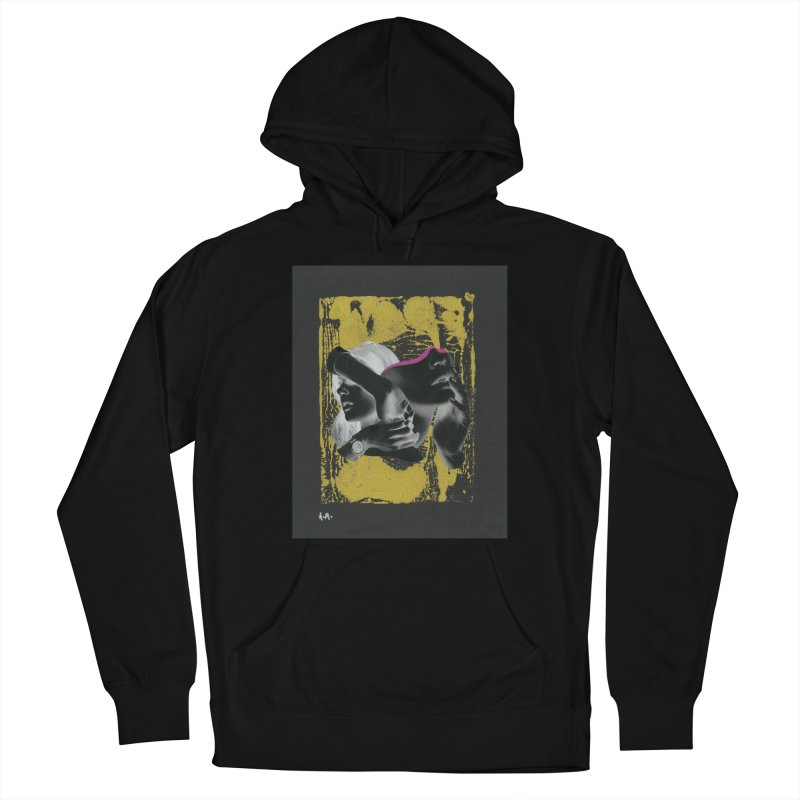 Deliberation Men's Pullover Hoody by notes and pictures's Artist Shop