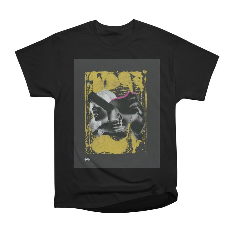 Deliberation Men's Heavyweight T-Shirt by notes and pictures's Artist Shop