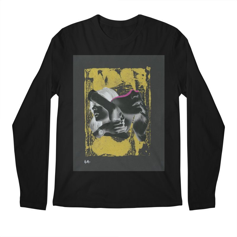 Deliberation Men's Longsleeve T-Shirt by notes and pictures's Artist Shop