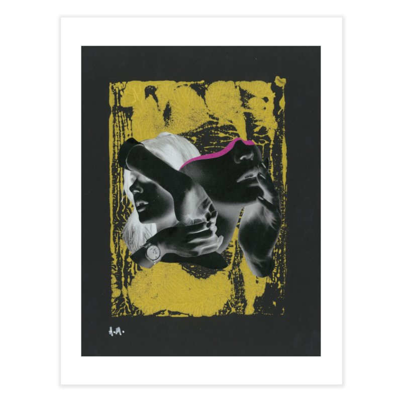 Deliberation Home Fine Art Print by notes and pictures's Artist Shop