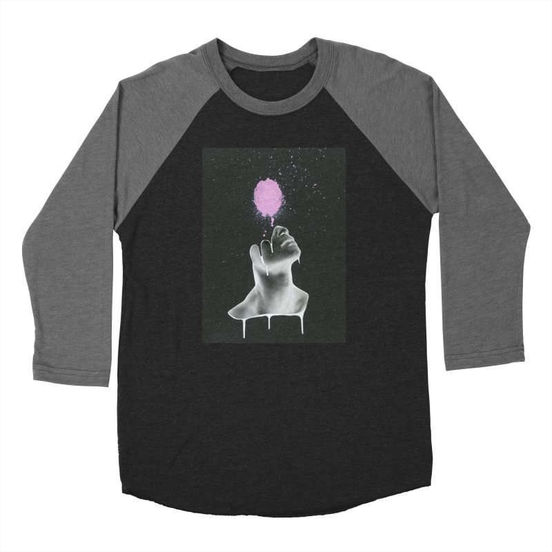 Splatter Brained Men's Longsleeve T-Shirt by notes and pictures's Artist Shop