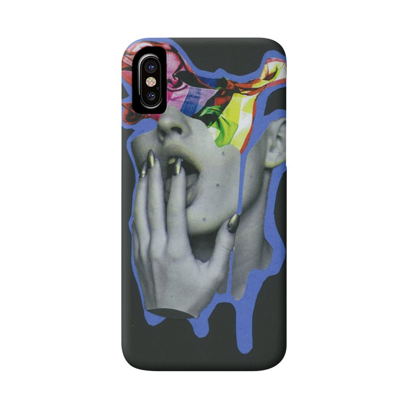 A colorful mind Accessories Phone Case by notes and pictures's Artist Shop