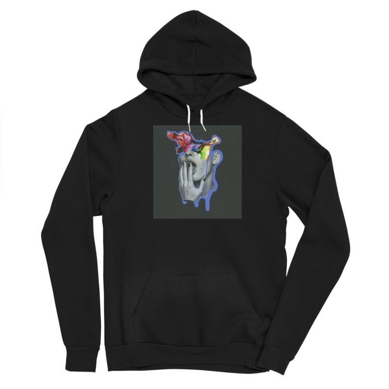 A colorful mind Men's Pullover Hoody by notes and pictures's Artist Shop