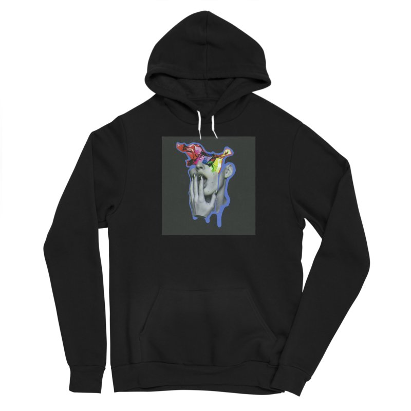 A colorful mind Women's Pullover Hoody by notes and pictures's Artist Shop