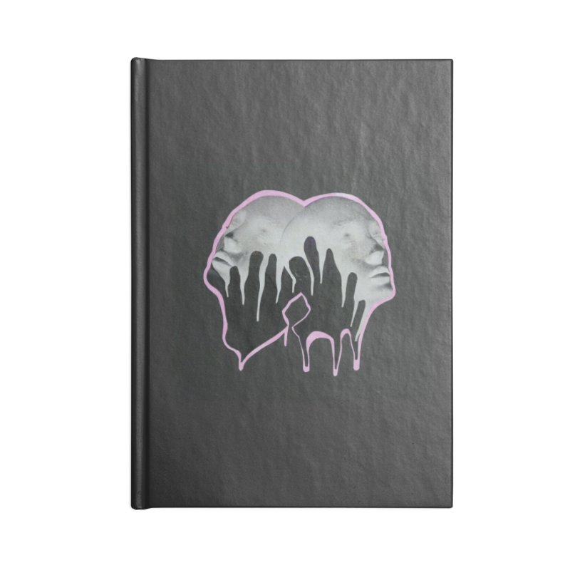 The Twins Accessories Lined Journal Notebook by notes and pictures's Artist Shop