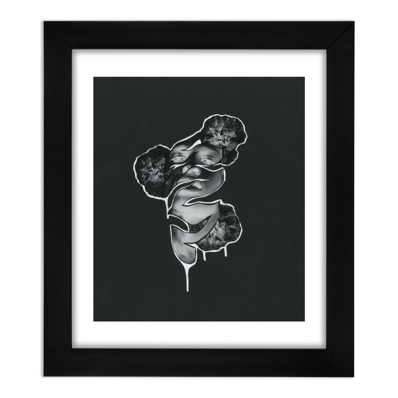 ASAP ROCKY Home Framed Fine Art Print by notes and pictures's Artist Shop