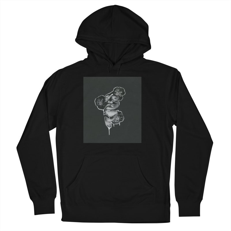ASAP ROCKY Men's French Terry Pullover Hoody by notes and pictures's Artist Shop