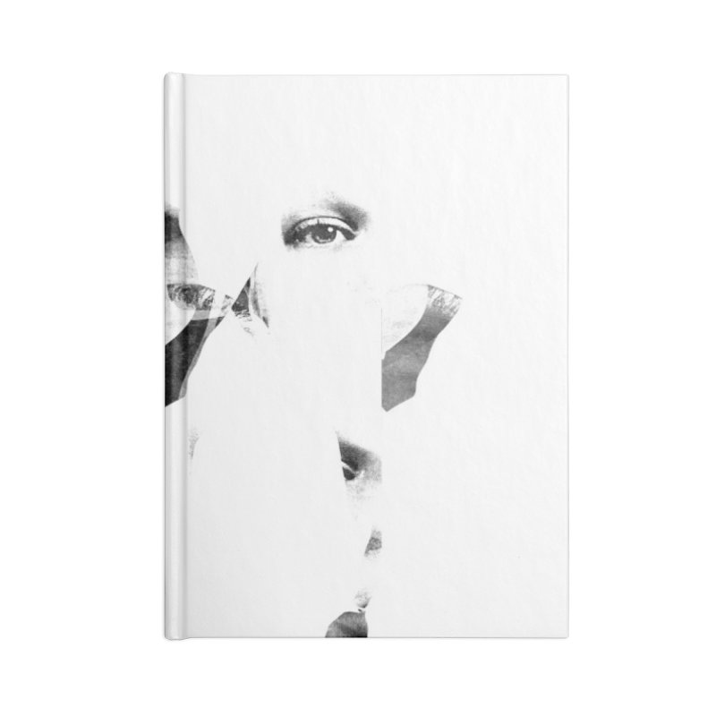 GlitchBody Accessories Lined Journal Notebook by notes and pictures's Artist Shop