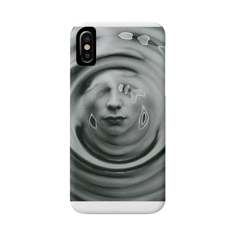 Stoic Swirls Accessories Phone Case by notes and pictures's Artist Shop