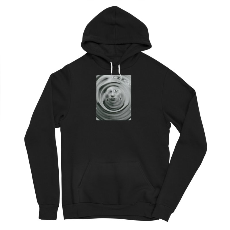 Stoic Swirls Men's Sponge Fleece Pullover Hoody by notes and pictures's Artist Shop