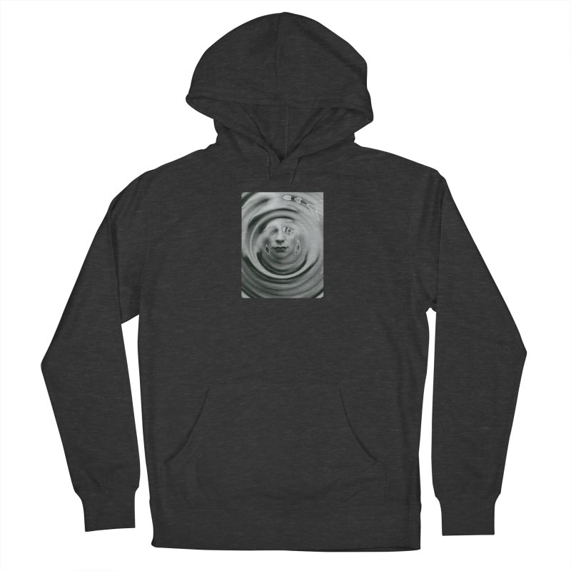 Stoic Swirls Men's French Terry Pullover Hoody by notes and pictures's Artist Shop