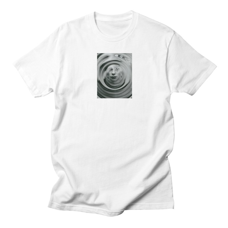 Stoic Swirls Men's T-Shirt by notes and pictures's Artist Shop