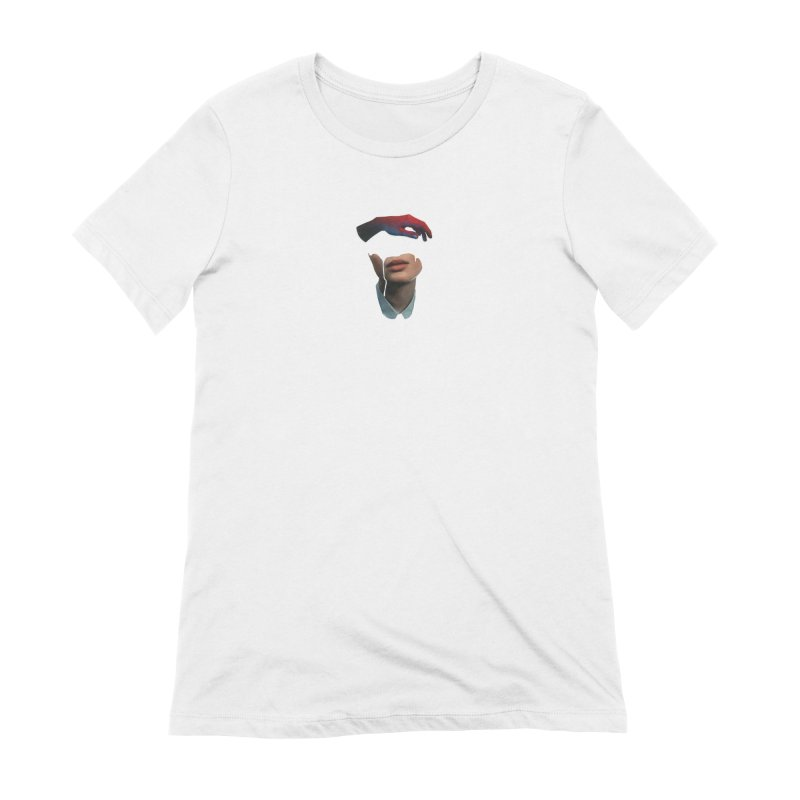 Mental Cover Women's Extra Soft T-Shirt by notes and pictures's Artist Shop