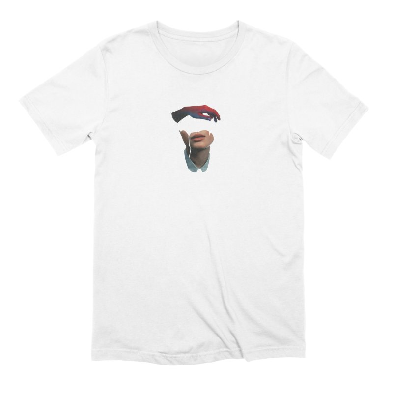 Mental Cover Men's Extra Soft T-Shirt by notes and pictures's Artist Shop