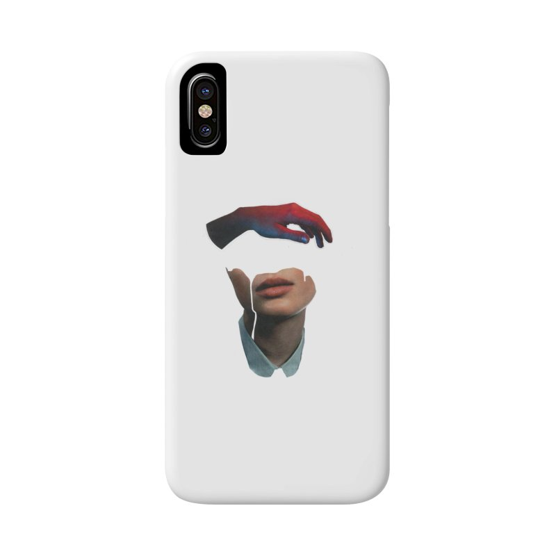 Mental Cover Accessories Phone Case by notes and pictures's Artist Shop