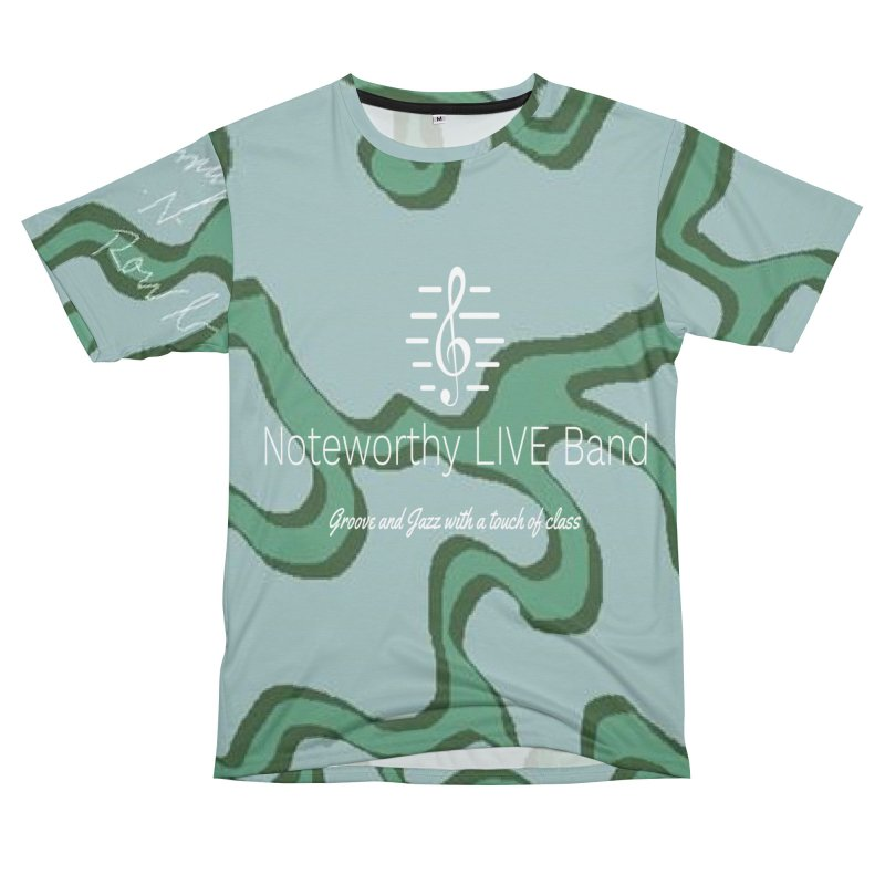 Connections Men's Cut & Sew by Official Threadless Shop for Noteworthy LIVE Band