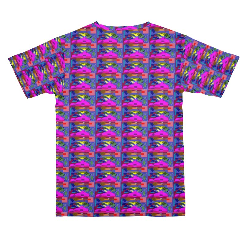 Hot Pank! Men's Cut & Sew by Official Threadless Shop for Noteworthy LIVE Band