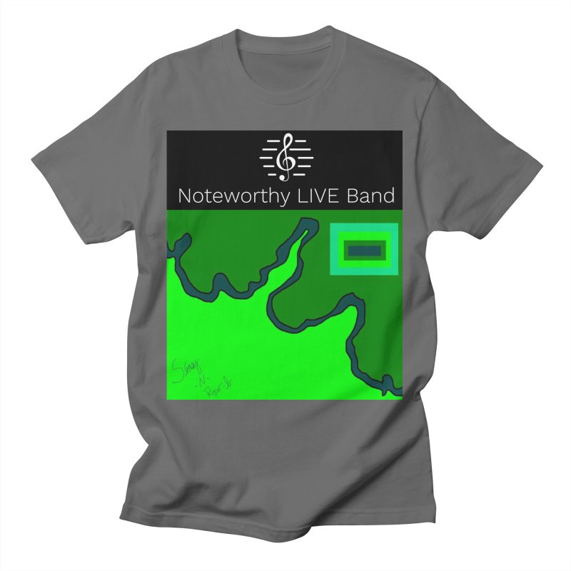 Growth Men's T-Shirt by Official Threadless Shop for Noteworthy LIVE Band