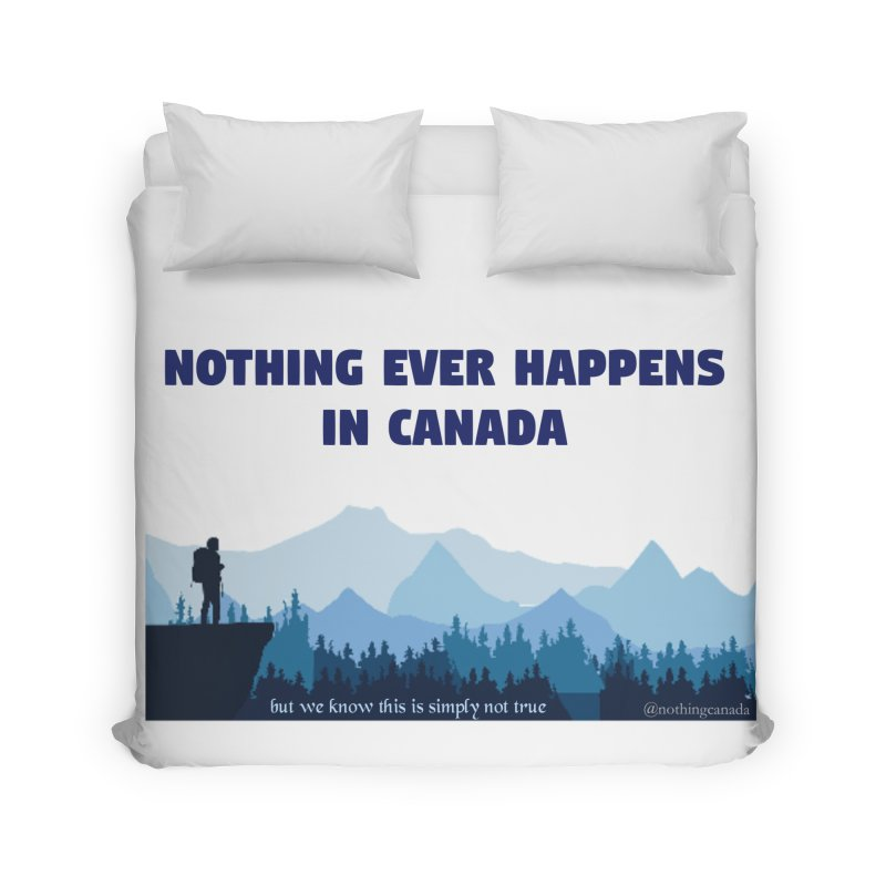 Home None by The Nothing Canada Souvenir Shop