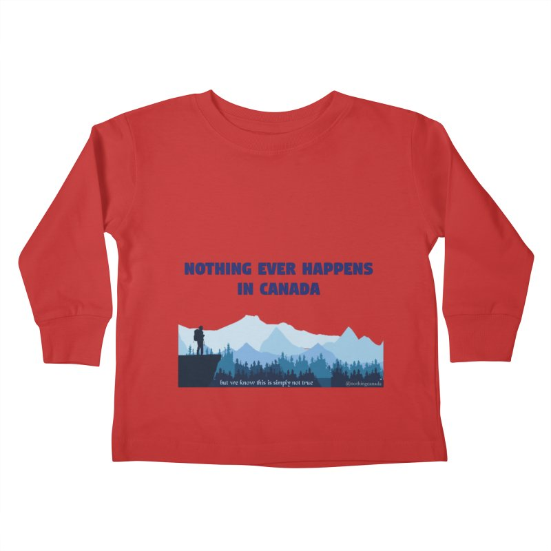Kids None by The Nothing Canada Souvenir Shop