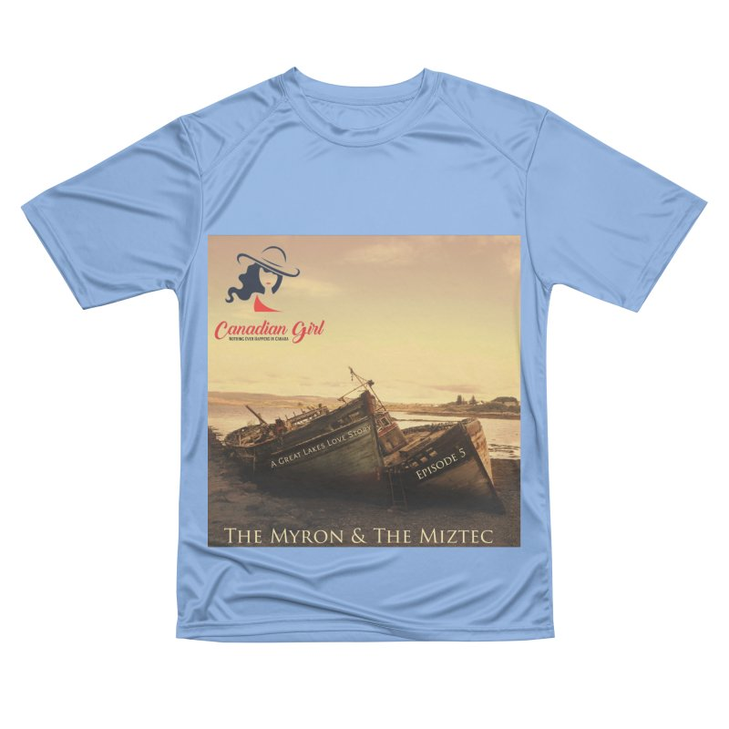 The Myron and the Miztec,  they could not be separated Men's T-Shirt by The Nothing Canada Souvenir Shop