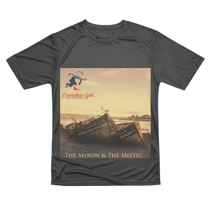 The Myron and the Miztec,  they could not be separated Women's Performance Unisex T-Shirt by The Nothing Canada Souvenir Shop