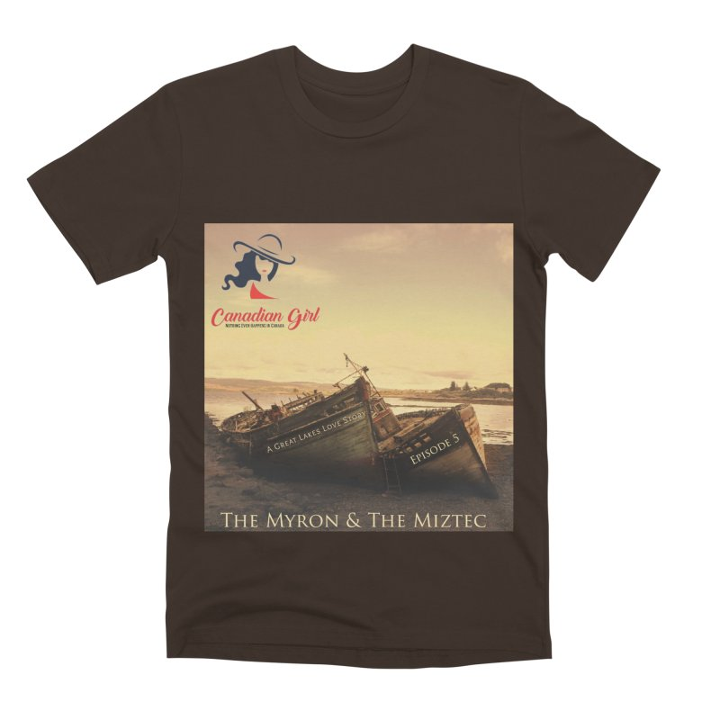 The Myron and the Miztec,  they could not be separated Men's Premium T-Shirt by The Nothing Canada Souvenir Shop
