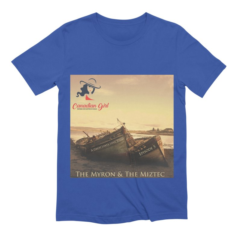 The Myron and the Miztec,  they could not be separated Men's Extra Soft T-Shirt by The Nothing Canada Souvenir Shop